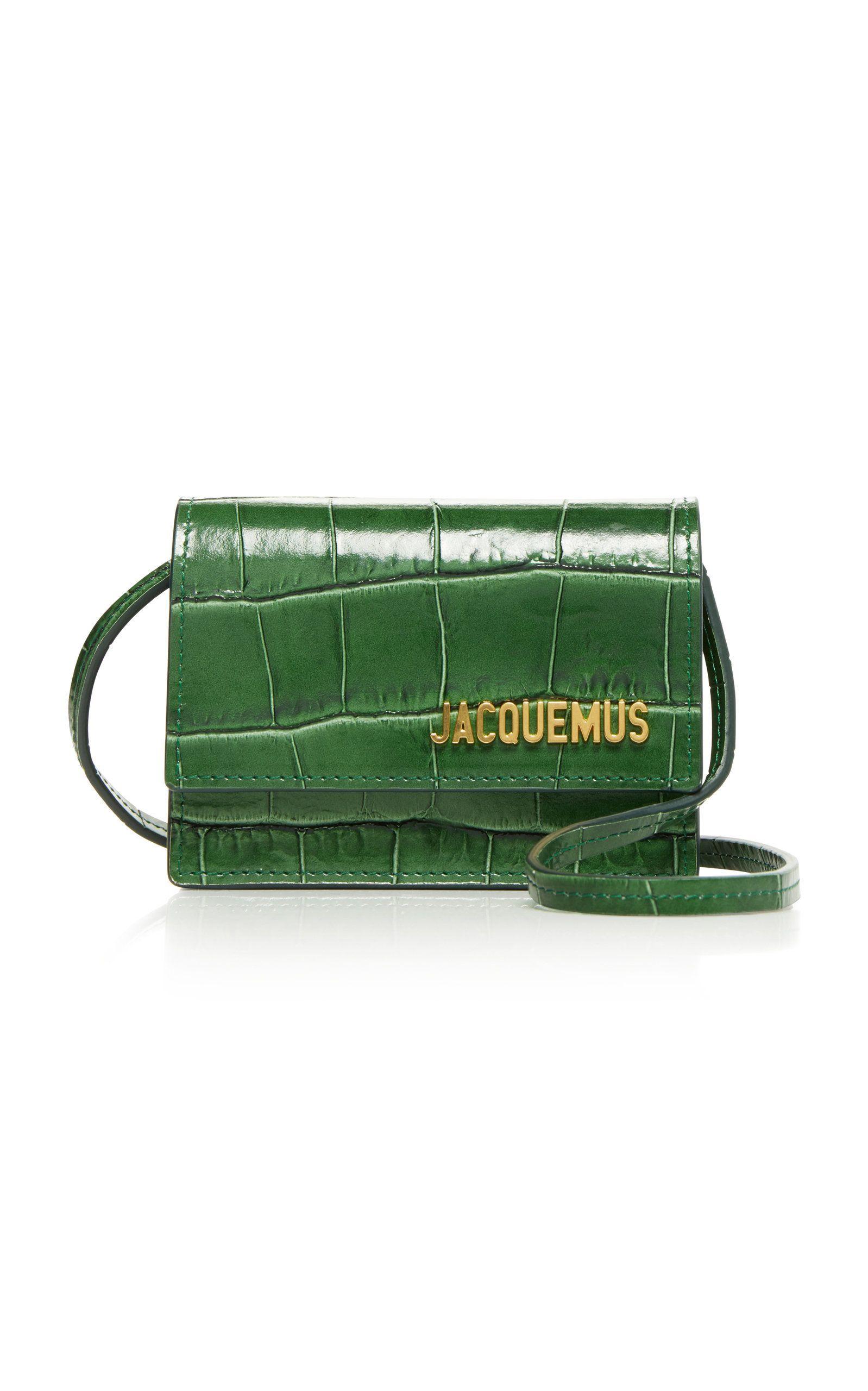 62935f9562c5 Le Bello Leather Mini Bag by JACQUEMUS Now Available on Moda Operandi