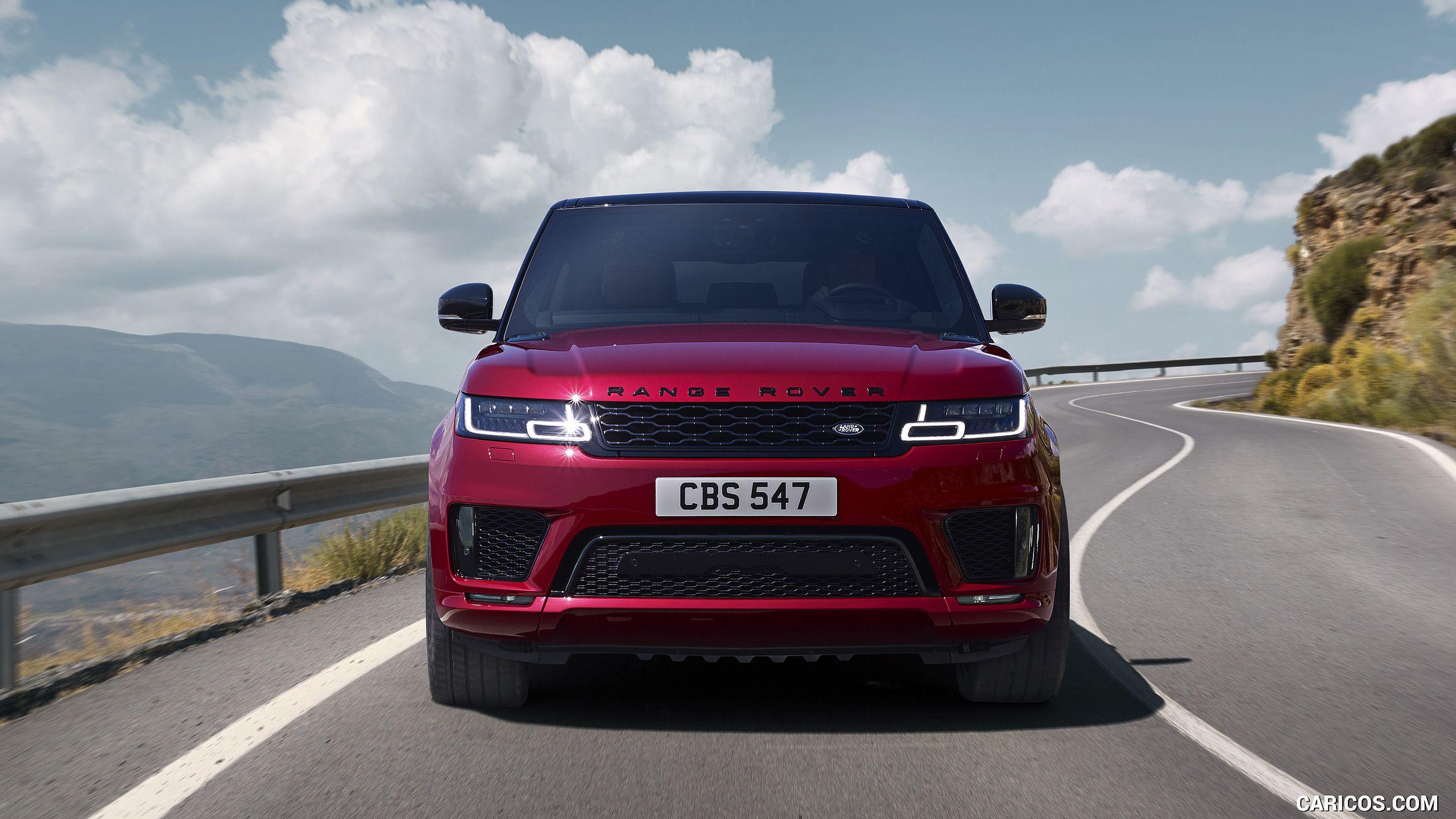 2018 Range Rover Sport Front Hd Land Rover Range Rover Sport Jaguar Land Rover