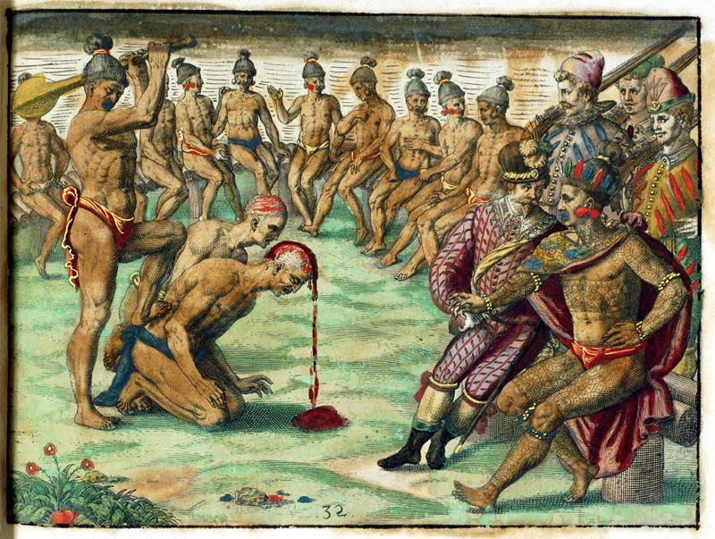 Jacques Le Moyne De Morgue Brevis Narratio Eorum Quae In Florida Americae Provincia Gallis Acciderunt Frankfurt 1591 História