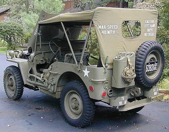 1942 Mb Berkley Mi4 Jipe Supercarros Auto