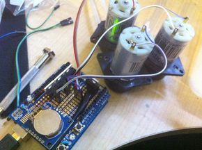 Arduino auto doser for aquarium set up