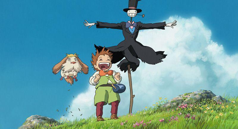 El castillo ambulante Miyazaki httpcuchurutublogspotcom2014