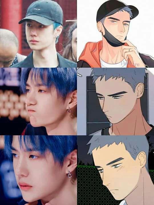 Imagenes De Mdzs Y De Otras Obras De Mxtx Personajes Reales Parejas De Anime Personajes De Anime