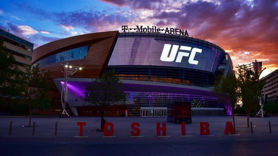 T-MOBILE ARENA TO BECOME LAS VEGAS HOME OF UFC - Vegas24Seven.com | Las vegas homes, Las vegas, Vegas