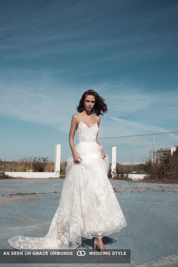 Flora 2018 Intrigue collection Carrie dress   Wedding Dresses ...