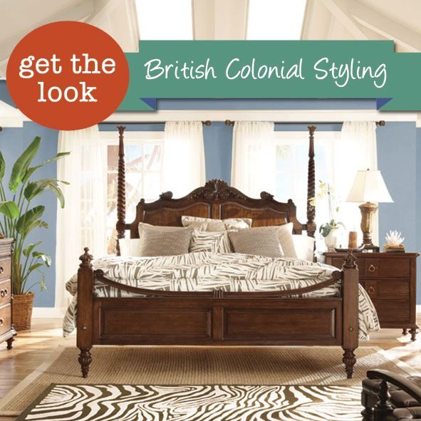 British colonial style is sometimes referred to as for British plantation style