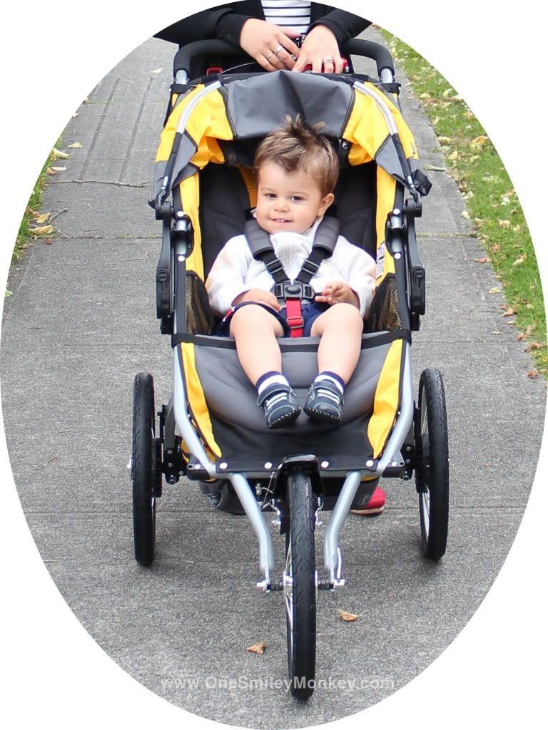 BOB Ironman Stroller Review {Jogging Stroller}(画像あり)