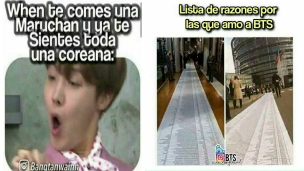 Memes De Bts 21 Bts Memes Memes Kpop Memes