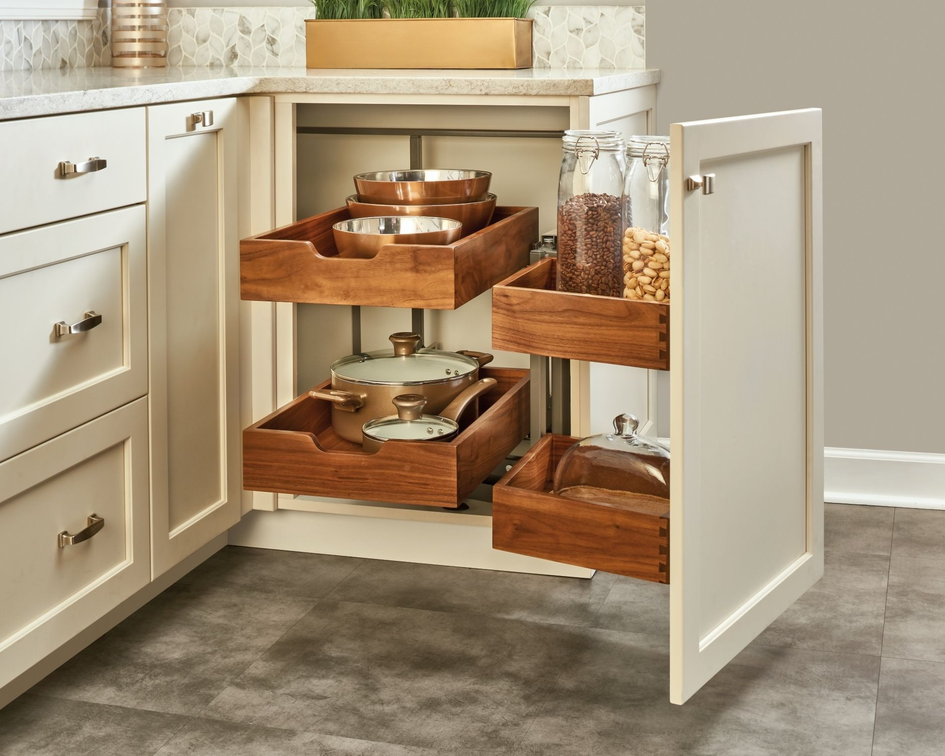 30 Insanely Smart DIY Kitchen Storage Ideas (With images ...