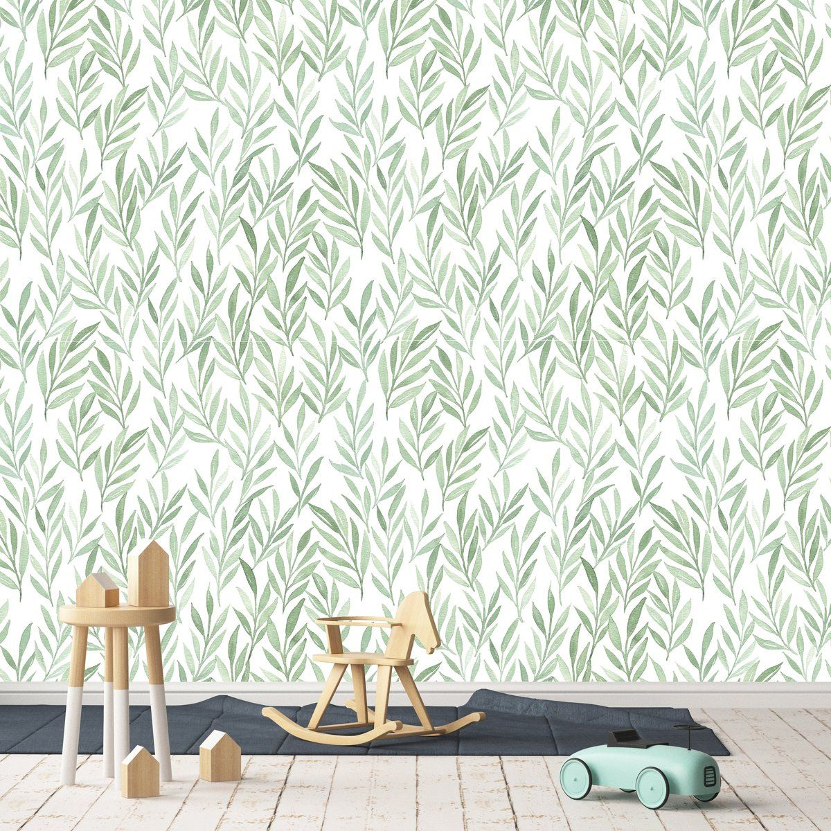 Sarai Wallpaper Wallpaper Greenery Wallpaper Home Wallpaper