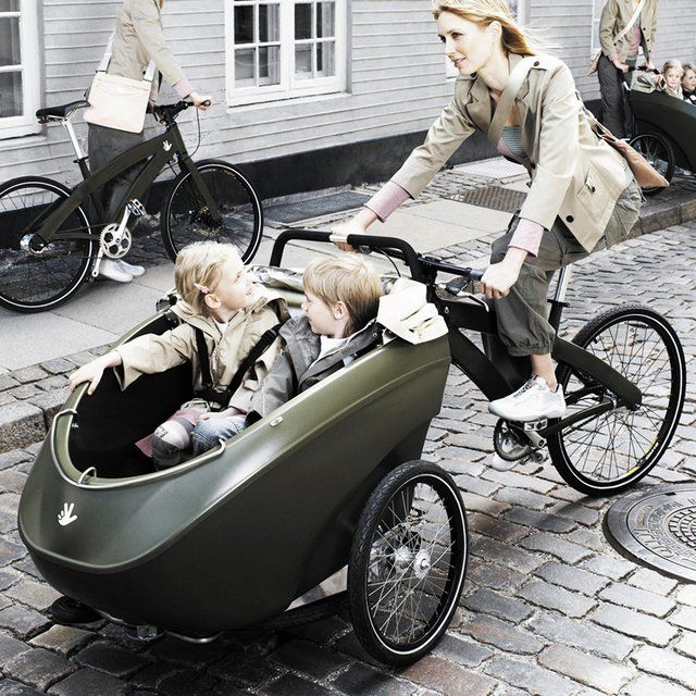 d3406daa5 TrioBike.... is both the safest and the most tested cargo bike on the  market