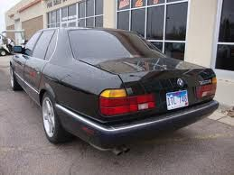 bmw 7 series 1988 to 1994 workshop service repair manual 735i 735il rh pinterest com 1992 BMW 740iL 1998 BMW 740iL