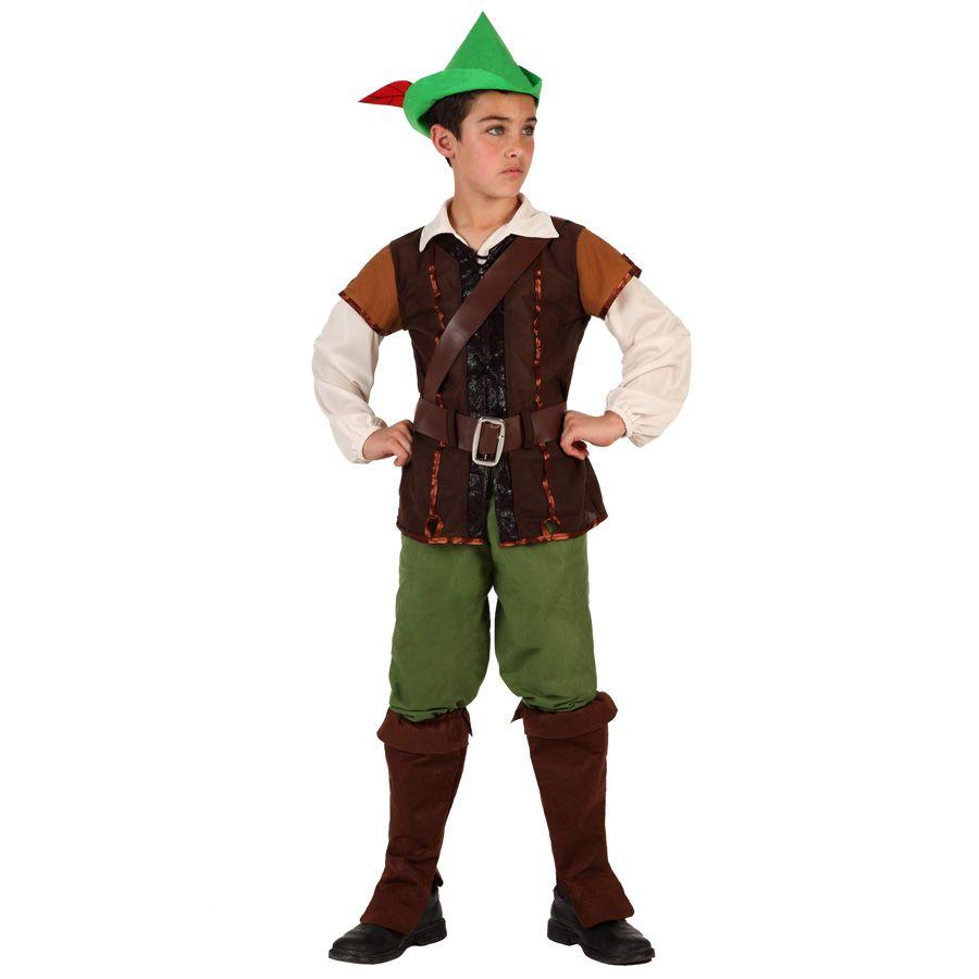 D guisement de robin des bois annikids costume - Deguisement robin des bois fille ...