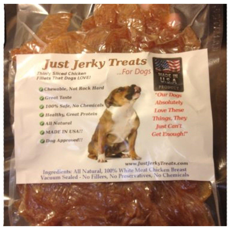 Natural Chicken Jerky Dog Treats 100 Natural Chicken