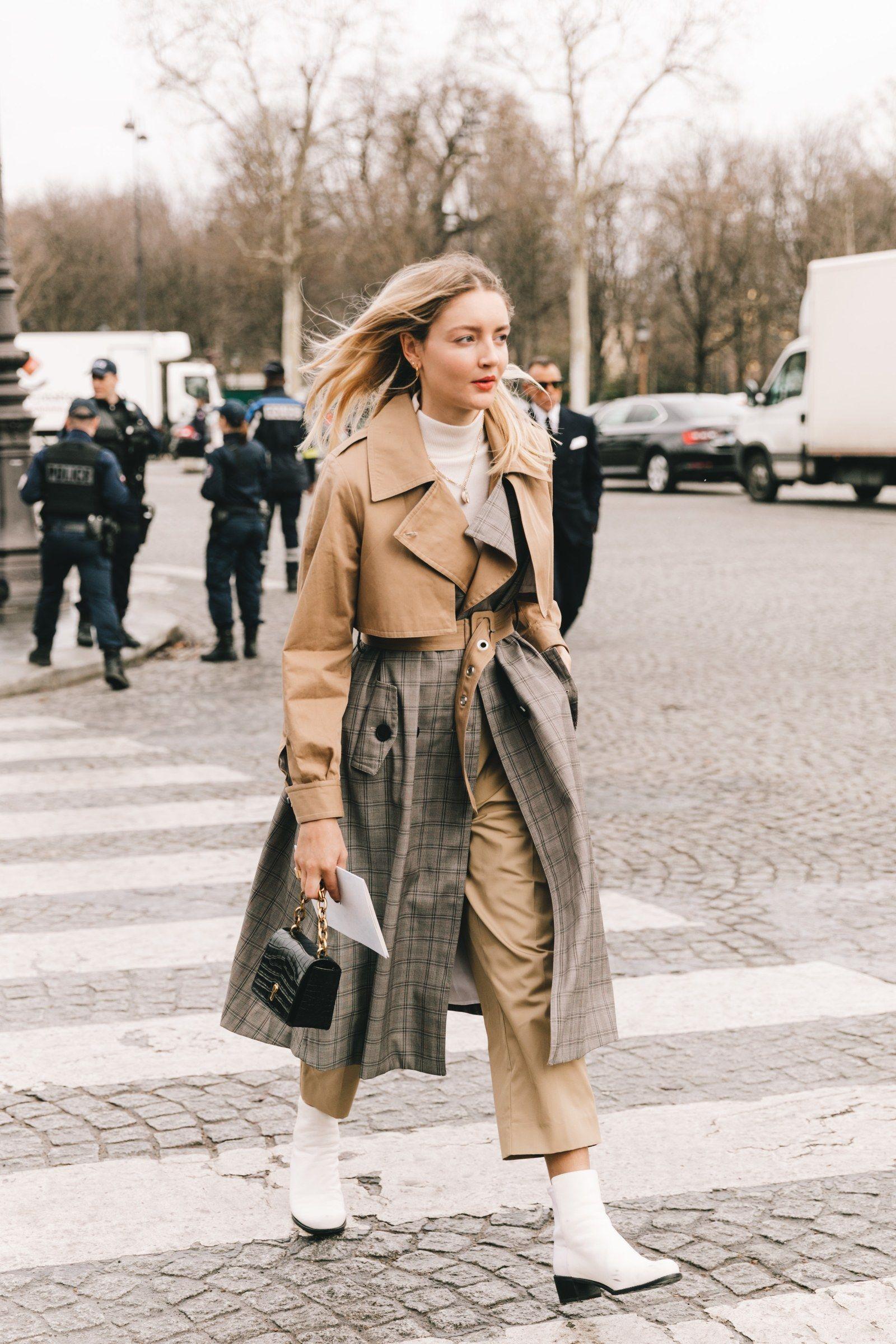Street style à la Fashion Week automnehiver 20192020 de
