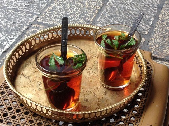 palestinian tea - Google Search | Tea, Moscow mule mugs, Coffee tea