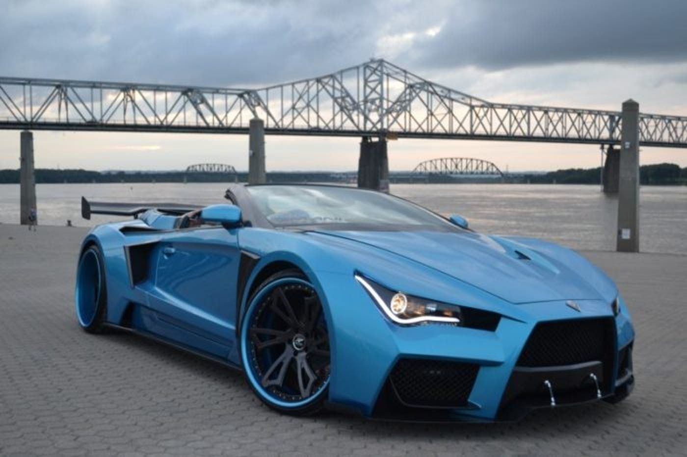 This Car Has Supercar Looks Without The Supercar Price Araba Arabalar