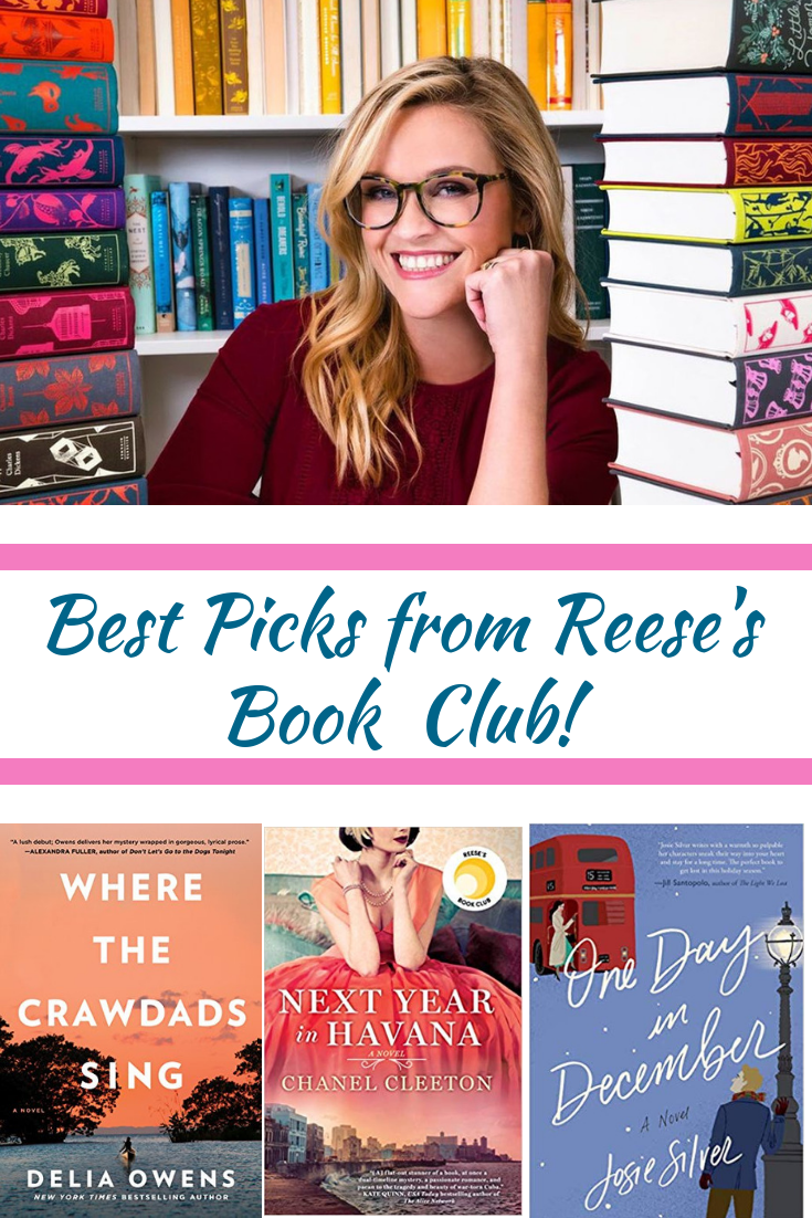 The Best Celebrity Book Club Picks - Beyond the Bookends