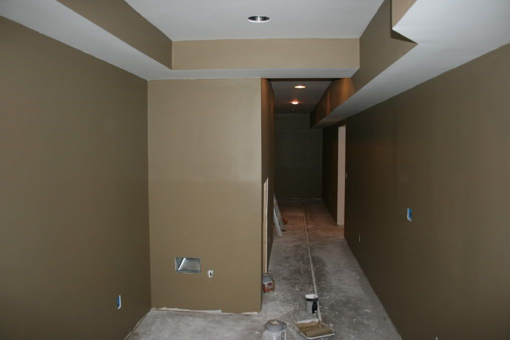 Soffit Painting Idea | Stupid soffits | Home design living room