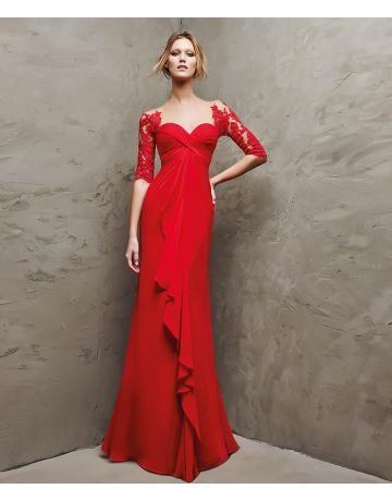 Meerjungfrau Moderne Ausgefallene Abendkleider aus Chiffon ...