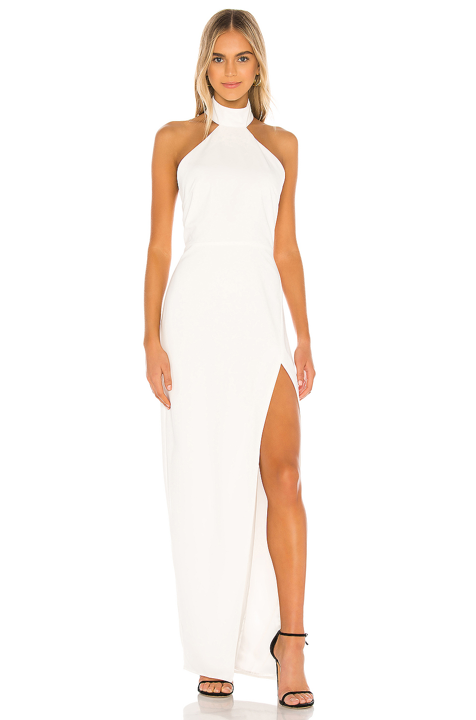 NBD Wilma Gown in White | REVOLVE in 2020 | Gowns, Fashion, Crepe ...