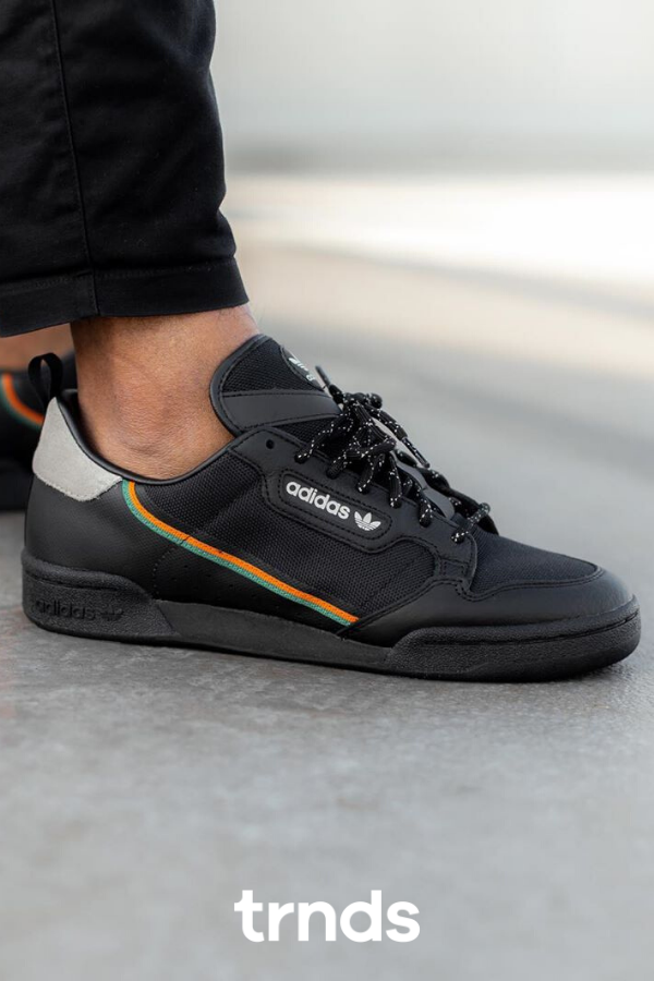 Continental 80 Shoes in 2020 | Sneakers men, Black shoes ...