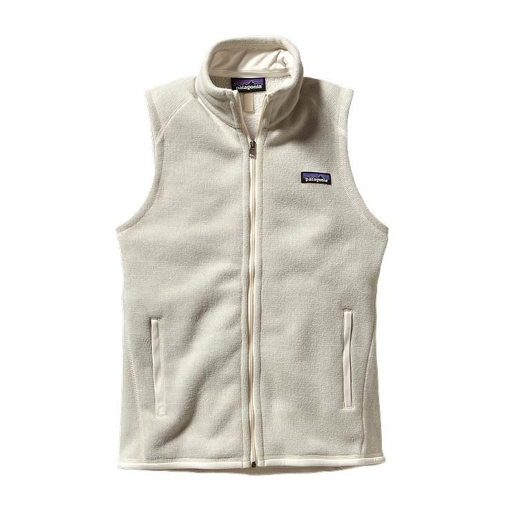 Women S Better Sweater 174 Fleece Vest Patagonia Better