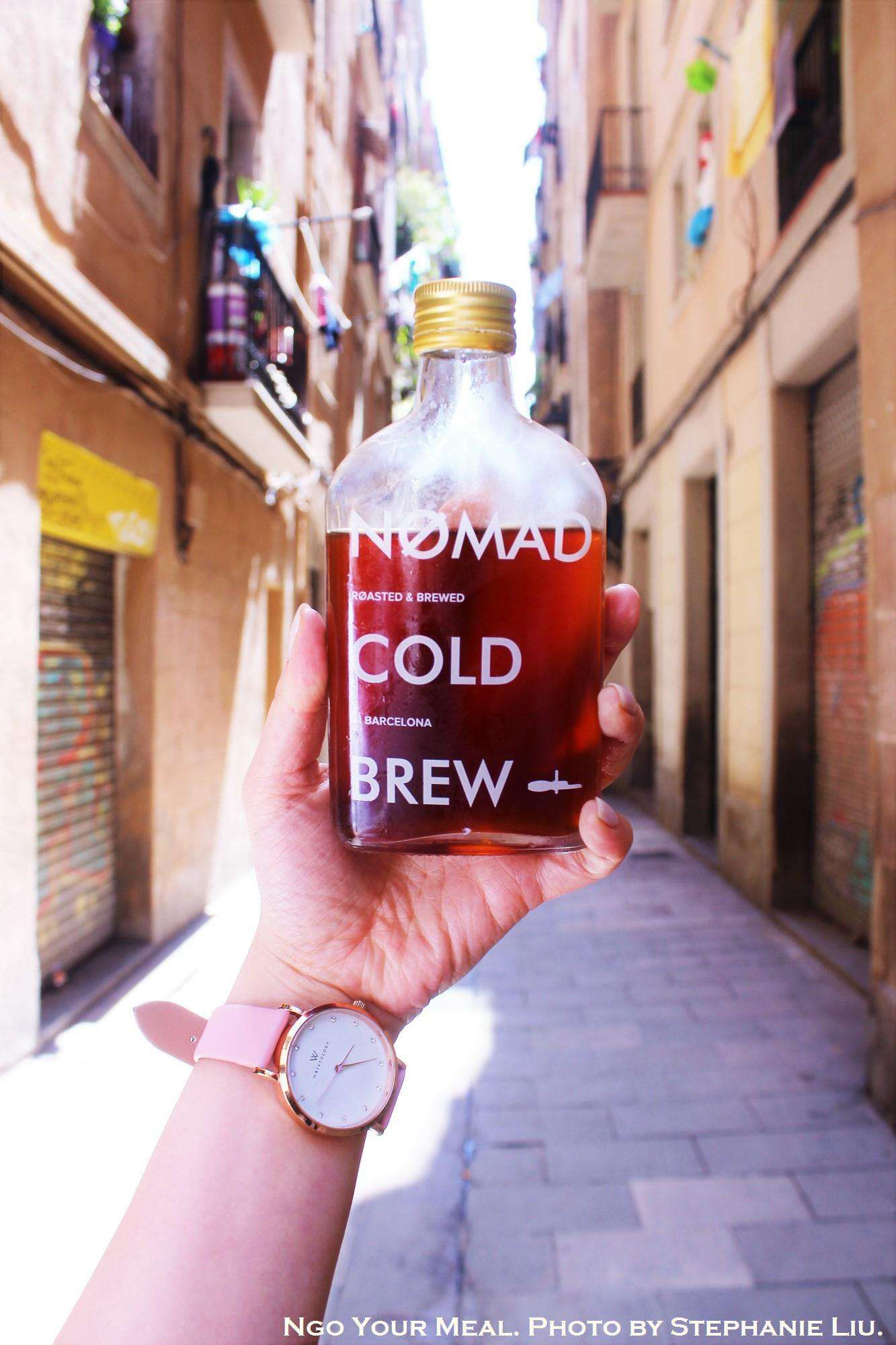 Nomad Cold Brew At Nomad Coffee In Barcelona Food Gallery Cold Brew Brewing