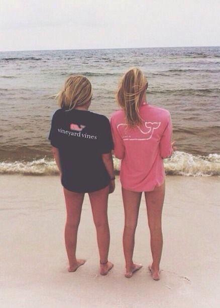 Vineyard Vines Beach Best Friends