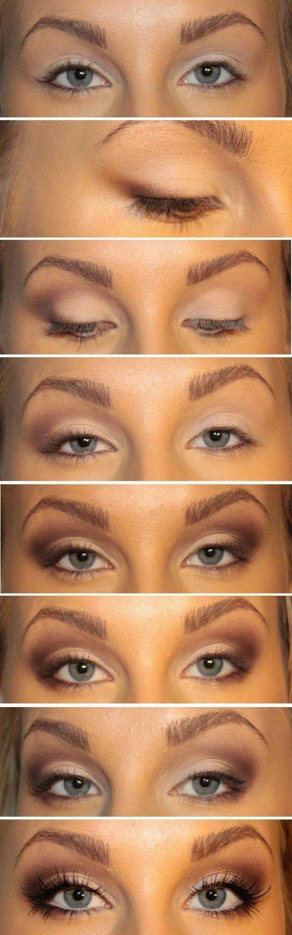 Cómo hacer que tus ojos se vean más grandes - Geek maquillaje