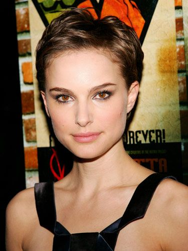 hollywood pixie cuts