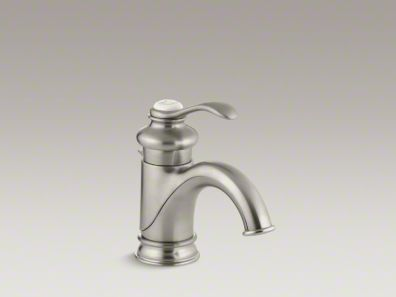 Kohler Fairfax Bathroom Brushed Nickel Faucet Possibly Going To