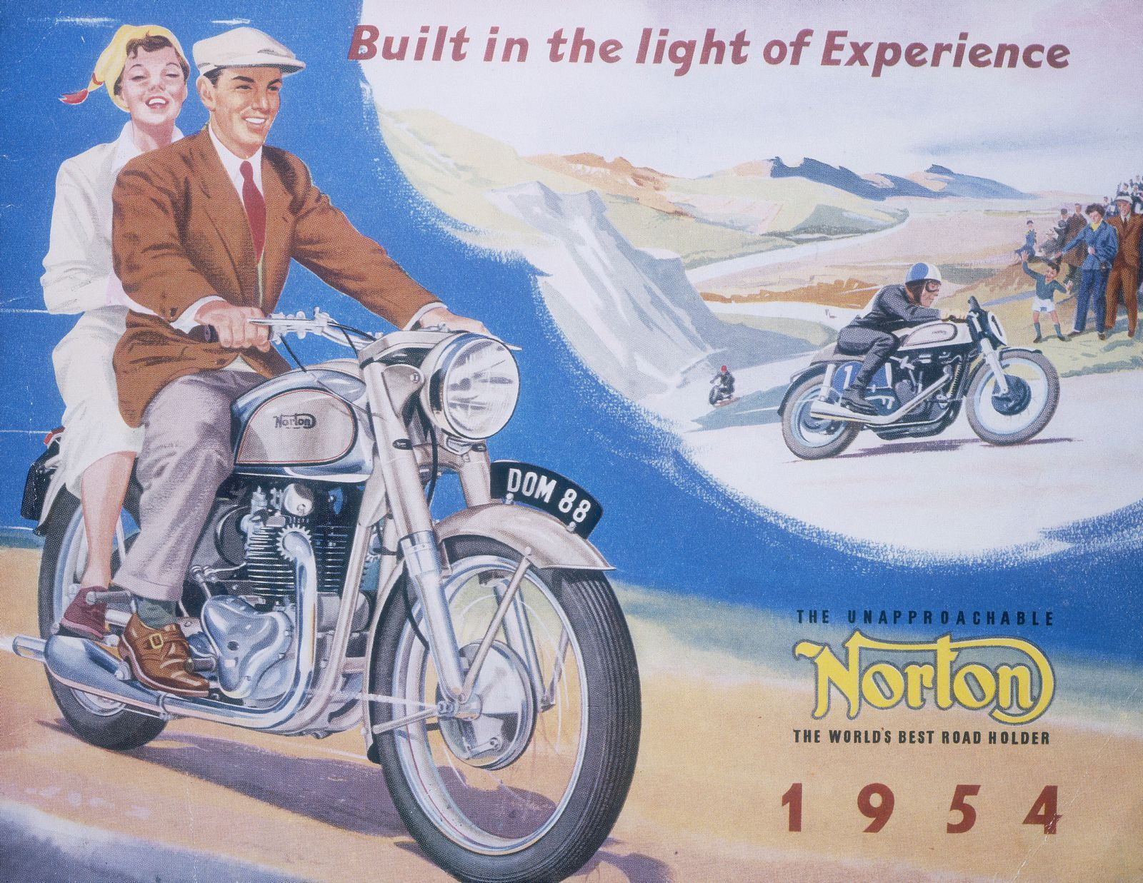 10 Vintage Motorcycle Ads That Will Make You Want To Buy A Bike Right Now Vintage Motorcycle Posters Vintage Motorcycle Art Vintage Motorcycles