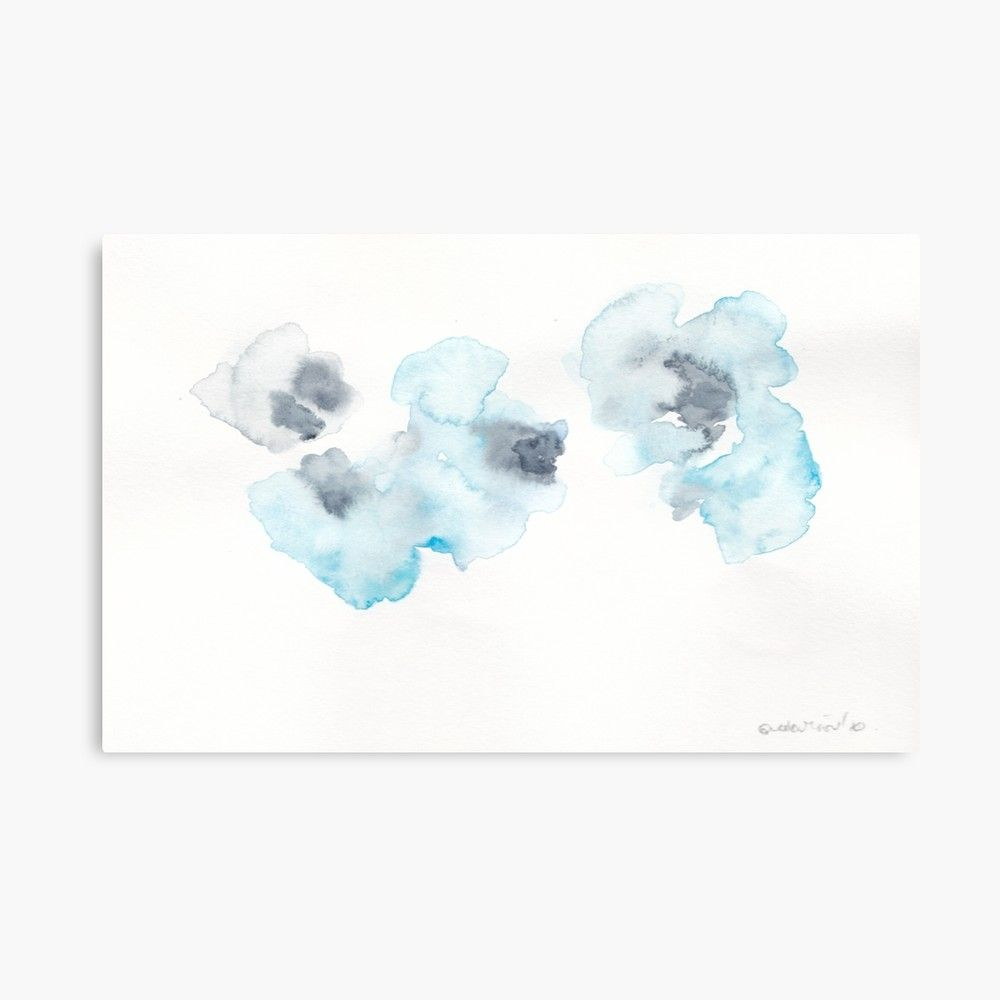 180807 Abstract Watercolour 12 Watercolour Abstract Art Prints