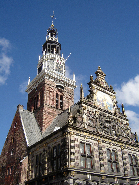 Alkmaar Weighing House Day Trips From Amsterdam Alkmaar Netherlands