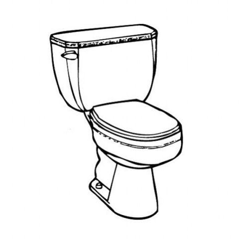 How to fix a clogged toilet How to fix a clogged toilet    Toilet. Toilet Drawing. Home Design Ideas