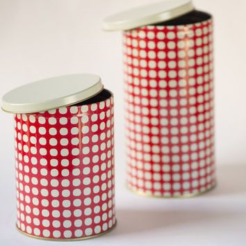 dotted cannisters - Google Search