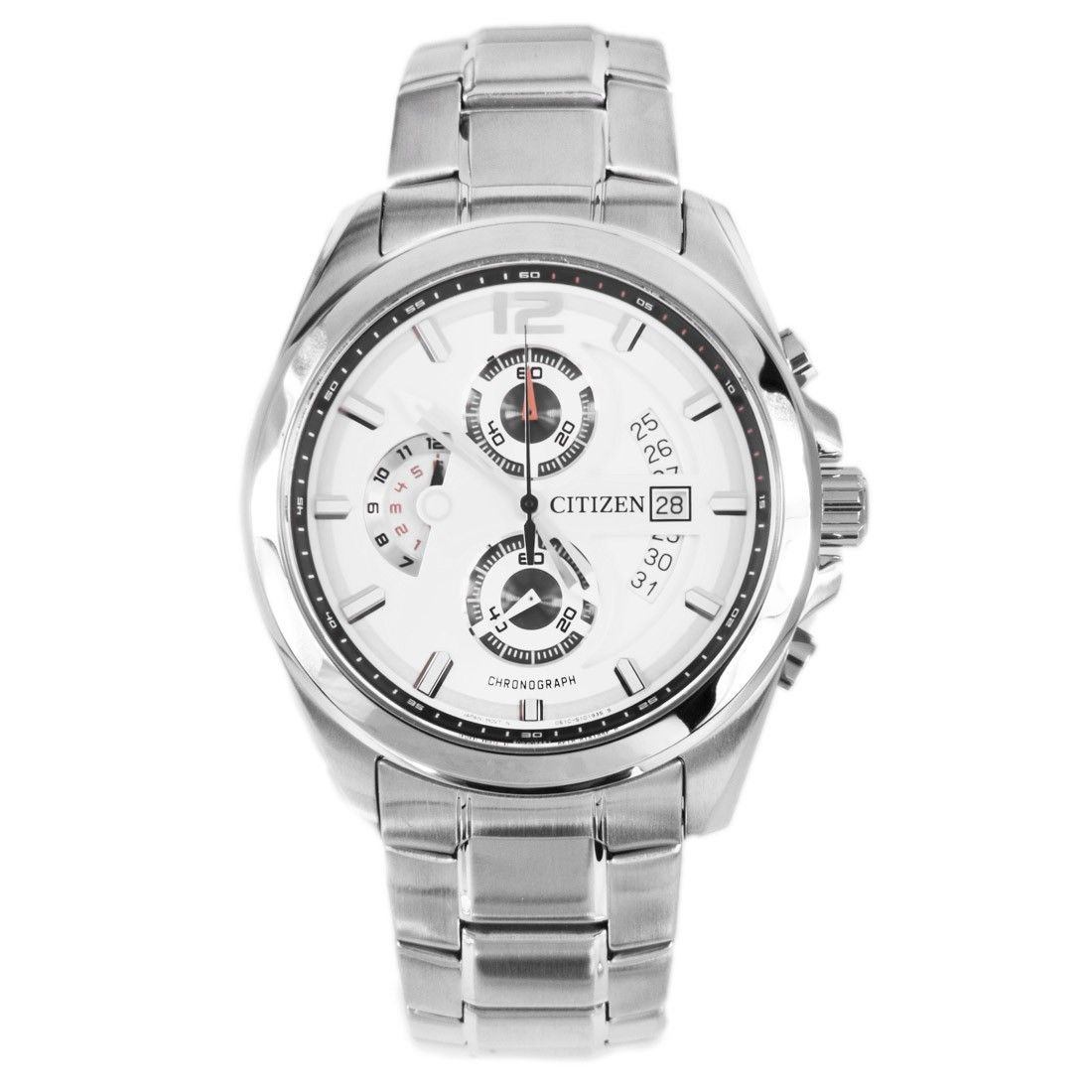 Citizen Chronograph Tachymeter Mens Sports Watch An3420 51a Ca4280 53e