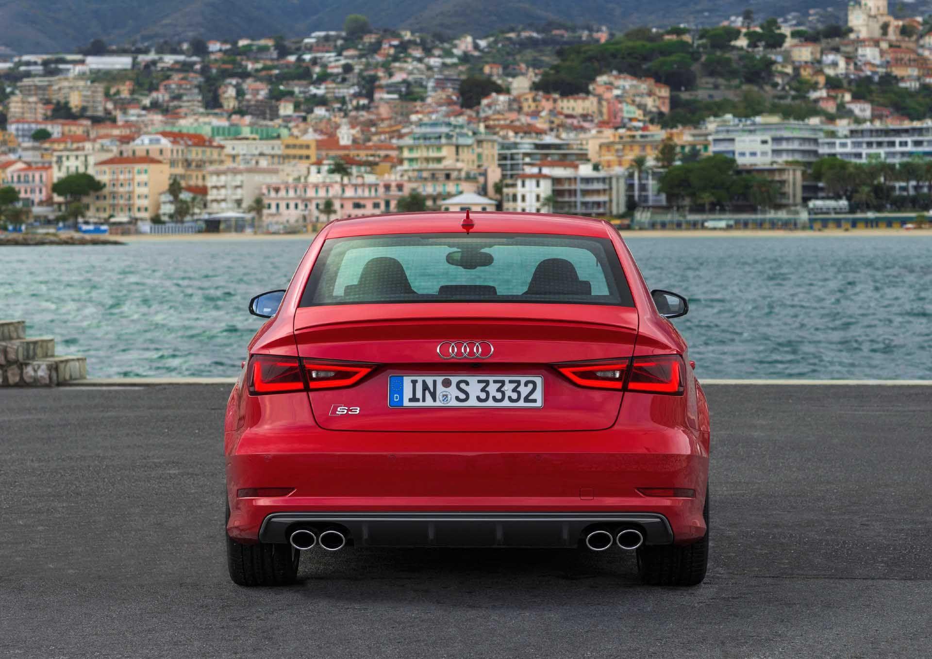 Download Grand Audi S3 Sedan Rear View Wallpaper Full Size 247 Audi S3 Sedan Sedan Audi