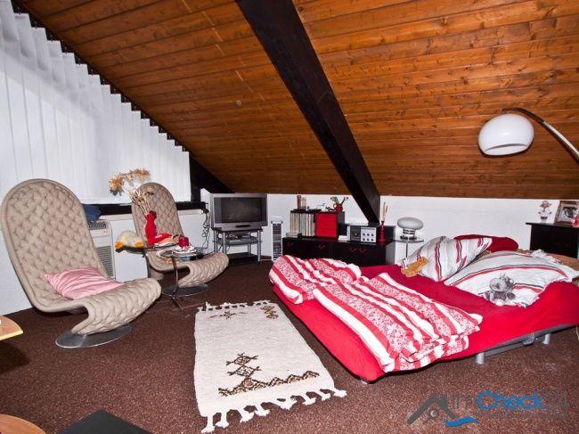 Gästezimmer im Obergeschoss