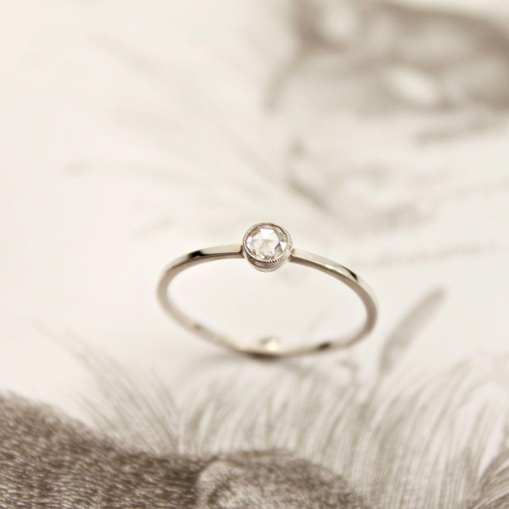 Favori bague de fiancailles fine | Look the ring ^^ | Pinterest | Bagues  ZF64