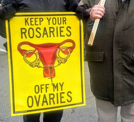 women's rights protest signs and posters