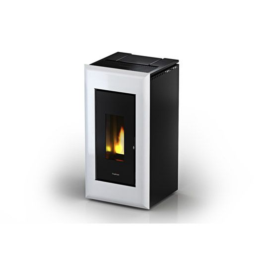 po le granul s freepoint v ga blanc 10 5 kw id es extension pinterest. Black Bedroom Furniture Sets. Home Design Ideas