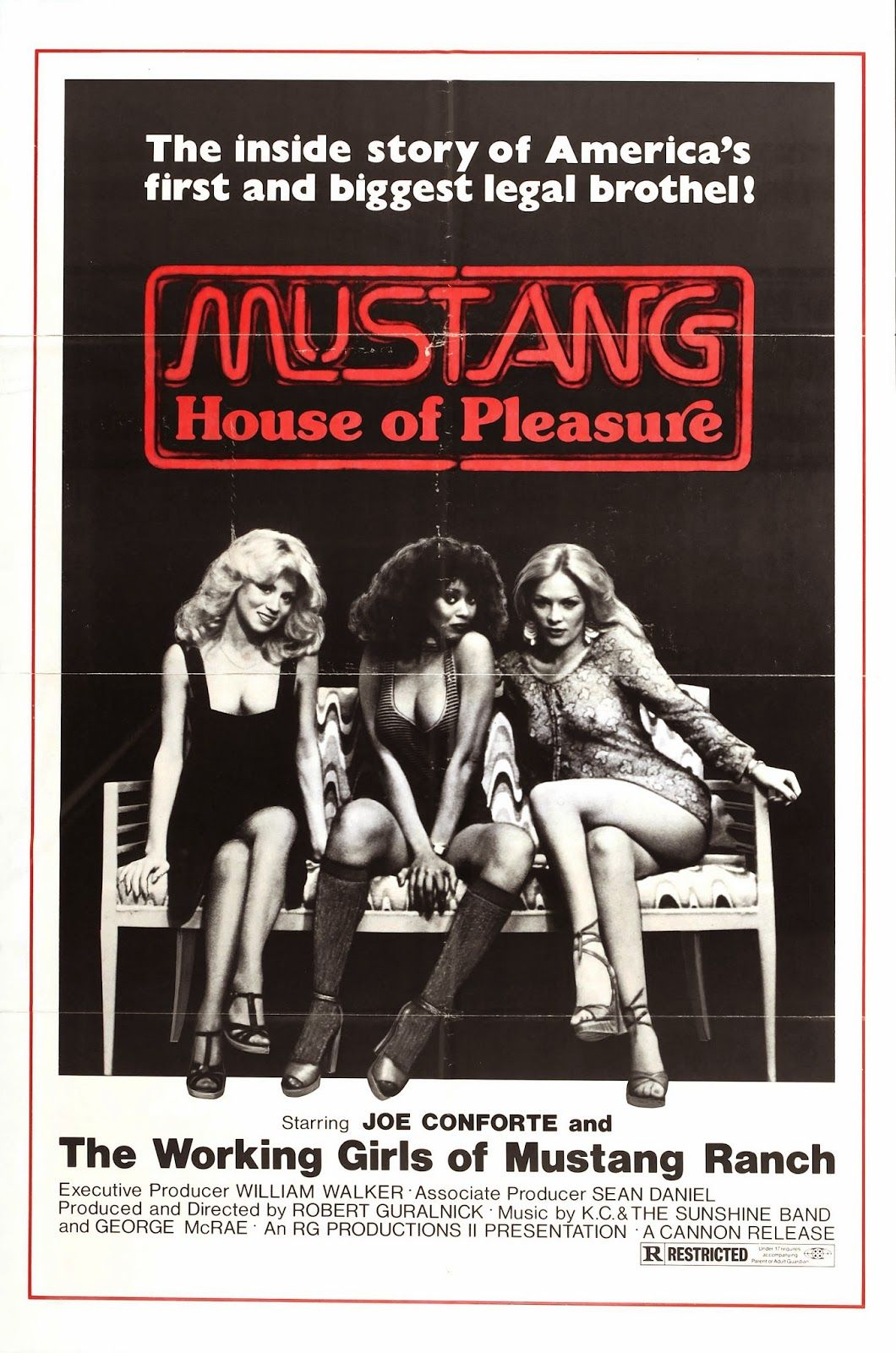 At The Movies Mustang The House That Joe Built 1978 Movie