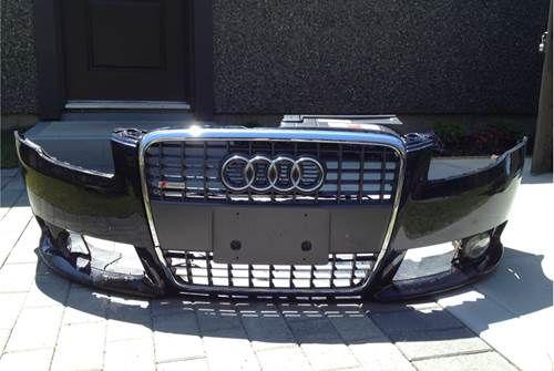 Audi A4 B7 Front Bumper S Line Front Grill Fog Grills Cupra
