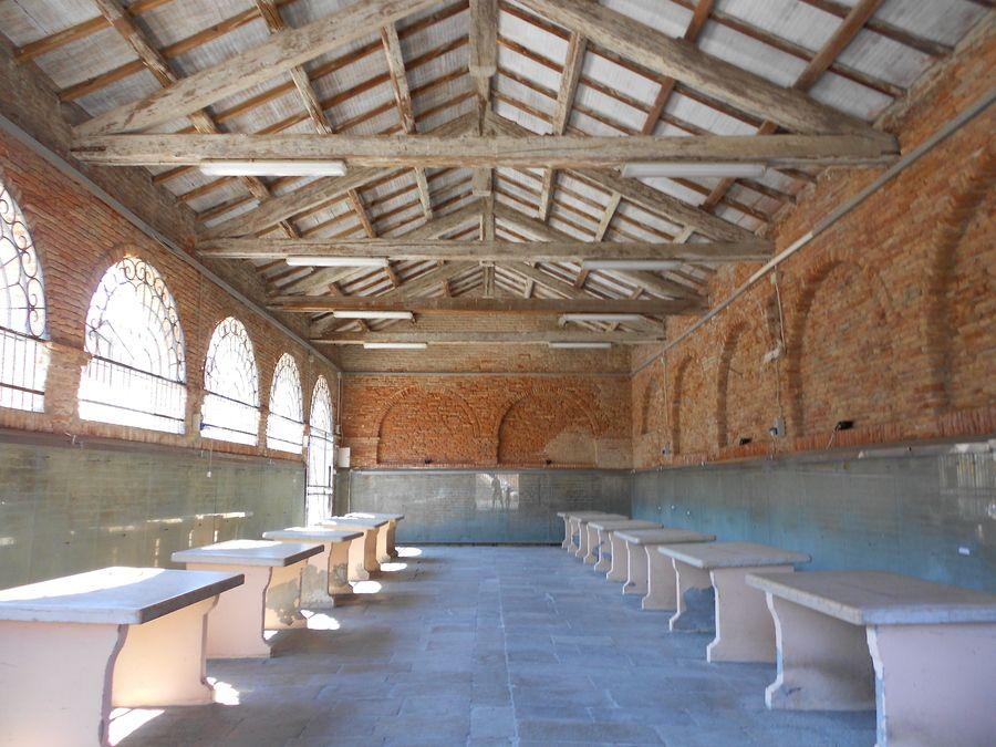 La vecchia pescheria di Comacchio (con immagini) Toscana