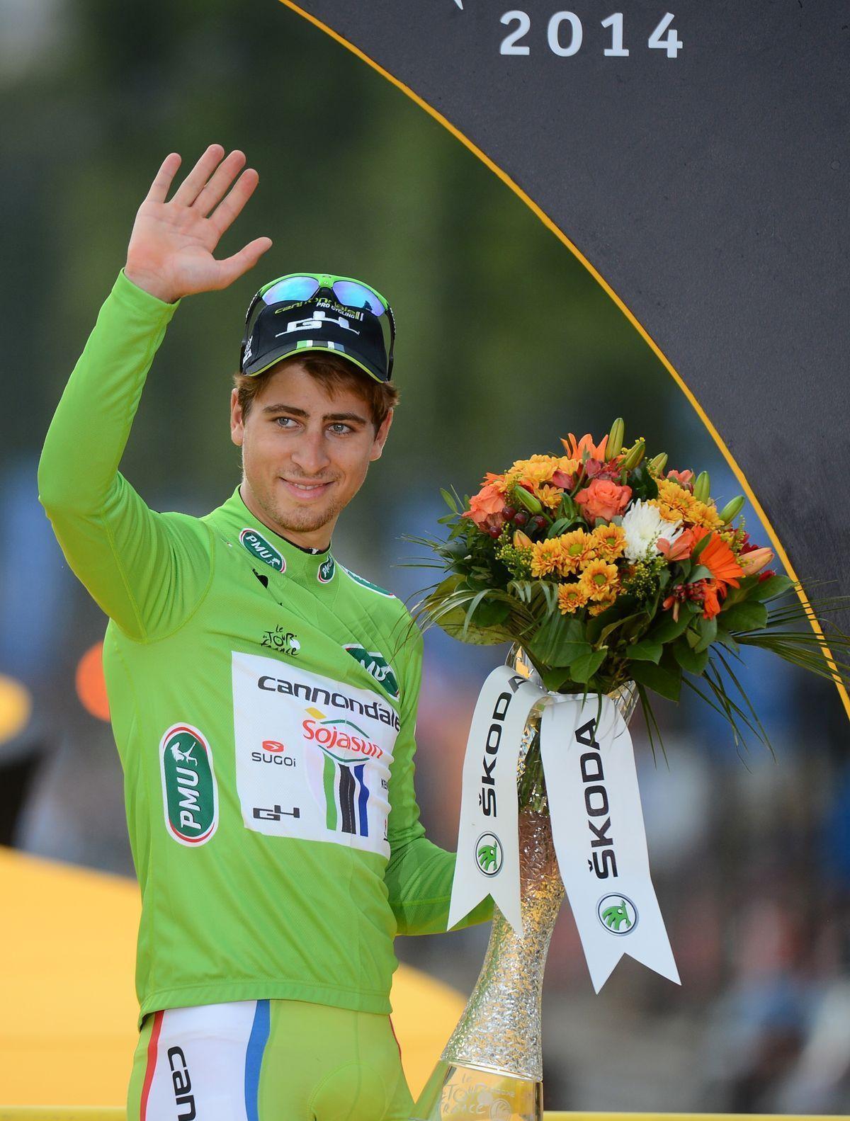 5fba4f66110aa Peter Sagan bude na Tour de France 2015 obhajovať zelené tričko ...
