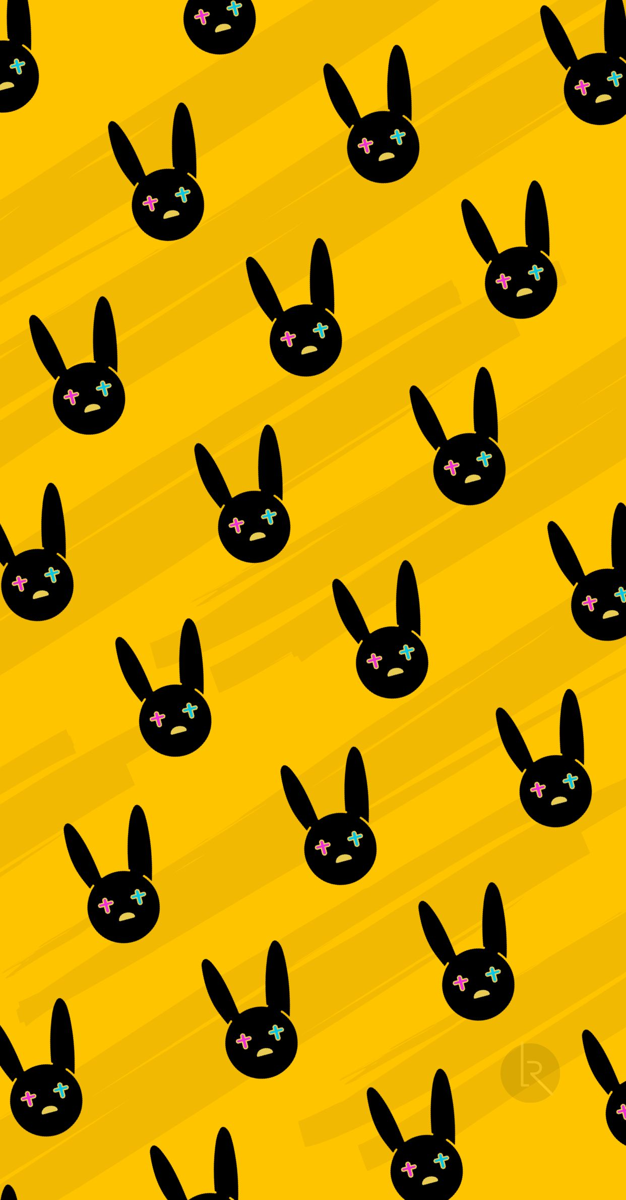 Bad Bunny Logo Wallpaper : bunny, wallpaper, Bunny, Ideas, Bunny,, Wallpaper,
