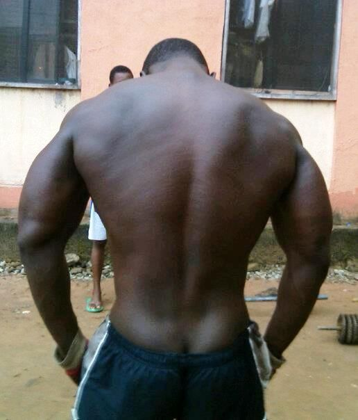 black booty men