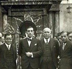 Jaén Sus Calles Sus Personajes Luis Berges Martínez 1891 1939 Artes Y Oficios Academia Militar Escuela Elemental